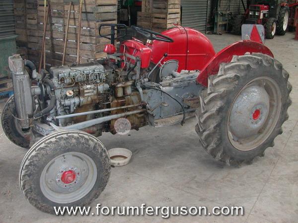 ferguson 35 diesel